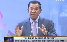 Thủ tướng Hun Sen nói tiếng Việt để chia sẻ hồi ức