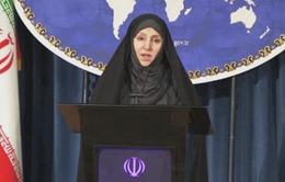 Iran để ngỏ khả năng cho EU mở Đại sứ quán tại Tehran