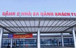Ga mở rộng T1 sân bay Nội Bài chính thức hoạt động