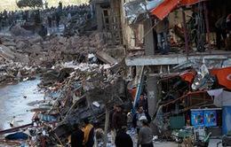 Đánh bom nhằm vào cơ quan tình báo quân đội Ai Cập