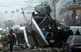 Tổng thống và Thủ tướng Nga họp về tình hình tại Volgograd