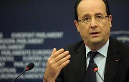 Pháp thông qua đề xuất đánh thuế thu nhập 75%
