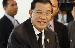 Thủ tướng Campuchia đồng ý đàm phán về cải cách bầu cử