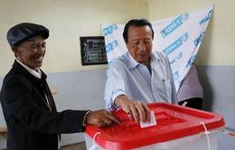 Kết quả sơ bộ cuộc bầu cử tổng thống Madagascar