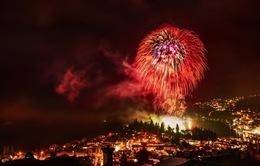 New Zealand đón năm mới 2014