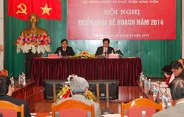 """Thủ tướng yêu cầu """"tái cơ cấu nông nghiệp gắn với xây dựng nông thôn mới"""""""