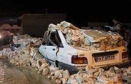 Động đất gây thương vong ở Iran