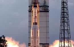 Ấn Độ phóng tên lửa với động cơ cryogenic tự chế đầu tiên