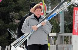 Thủ tướng Đức huỷ một số cuộc gặp vì tai nạn trượt tuyết