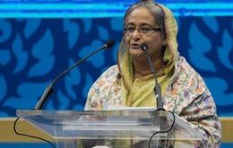 Thủ tướng Bangladesh bảo vệ tính hợp pháp của cuộc bầu cử Quốc hội