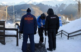 Nga vào trạng thái trực chiến bảo đảm an ninh Sochi 2014