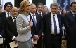 Công chúa Tây Ban Nha bị truy tố