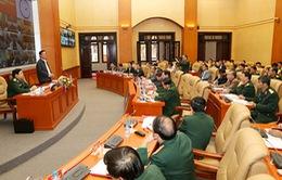 Hội nghị tổng kết xây dựng đường tuần tra biên giới