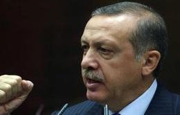 EU lo ngại tình trạng sa thải cảnh sát của Thổ Nhĩ Kỳ