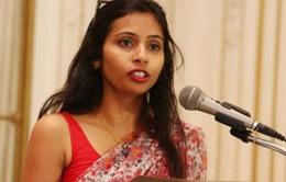 Nhà ngoại giao Ấn Độ tại New York bị buộc trở về nước