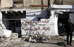 Iraq: Đánh bom đẫm máu ở Baghdad