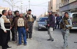 Giao tranh tiếp diễn tại Iraq