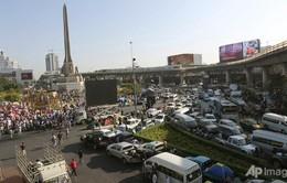 """Thái Lan: Ngày đầu chiến dịch """"chiếm đóng"""" Bangkok"""