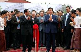 Thủ tướng Nguyễn Tấn Dũng Hội kiến Thủ tướng Hunsen