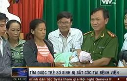 Tìm ra thủ phạm và trẻ sơ sinh bị bắt cóc tại TP.HCM