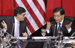 Trung Quốc – Mỹ đàm phán vòng 2 Hiệp định đầu tư song phương
