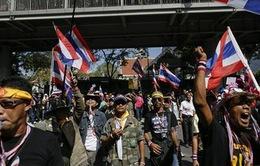 Thái Lan: Diễn biến phức tạp trong ngày thứ 2 của cuộc đại biểu tình