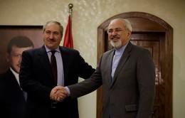 Ngoại trưởng Iran công du Syria