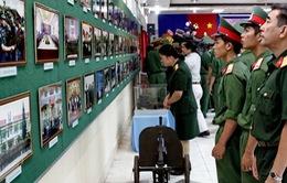 Ký kết hợp tác quốc phòng Việt Nam – Campuchia 2014
