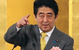 Nhật Bản tái khẳng định không đi theo đường lối quân phiệt