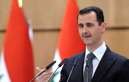Tổng thống Syria khẳng định sẽ không từ chức
