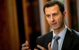 Tổng thống Syria từ chối chia sẻ quyền lực