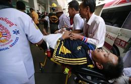 Hải quân Thái Lan khẳng định không liên quan tới vụ nổ ở Bangkok