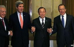 Khai mạc Hội nghị hoà bình quốc tế lần thứ 2 về Syria
