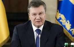Tổng thống Ukraine gặp trực tiếp các lãnh đạo phe đối lập