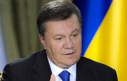Ukraine: Tổng thống kêu gọi Quốc hội họp khẩn cấp