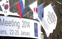 Diễn đàn Davos thảo luận về tăng trưởng kinh tế thế giới
