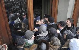 Ukraine: Các cuộc biểu tình có chiều hướng lan rộng
