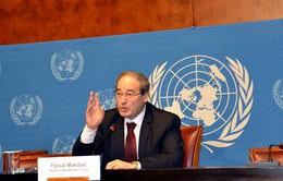 Tín hiệu tích cực ban đầu tại Hội nghị Geneva 2