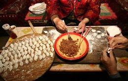 Những đổi thay trong bữa cơm tất niên ở Trung Quốc
