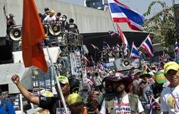 Thái Lan: Đụng độ trước thềm tổng tuyển cử