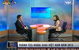 Thành tựu ngoại giao Việt Nam năm 2013