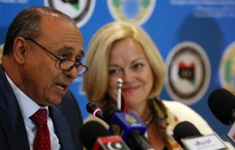 Libya hoàn tất tiêu hủy vũ khí hóa học