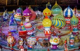 Hoành tráng lễ khai mạc Thế vận hội mùa Đông Sochi 2014