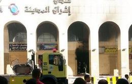 Saudi Arabia: Cháy khách sạn gây thương vong lớn