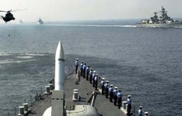 Hải quân Ấn Độ kết thúc cuộc tập trận chung Milan