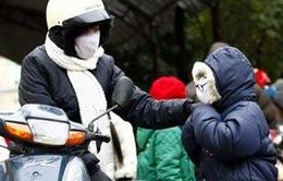 Không khí lạnh ảnh hưởng tới Bắc Bộ