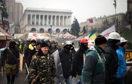 Ukraine báo động lực lượng chống khủng bố