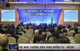 Khai mạc Hội nghị Thượng đỉnh Hàng không EU - ASEAN