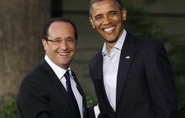 Mỹ, Pháp khẳng định mối quan hệ đồng minh truyền thống