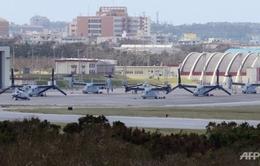 Mỹ tìm ủng hộ cho việc tái bố trí căn cứ tại Nhật Bản
